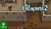 The Escapists 2 - Rattlesnake Springs Reveal Trailer