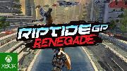 Riptide GP Renegade Launch Trailer
