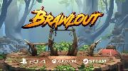 Brawlout Super Smash Con Gameplay Trailer