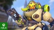 Overwatch – New Hero Orisa Out Now on Xbox One