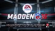 Madden NFL 16 First Look 'Be The Playmaker' Trailer