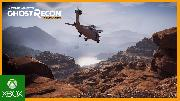 Ghost Recon Wildlands Xbox One X 4K HDR Gameplay Trailer