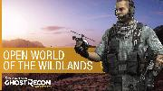 Tom Clancy's Ghost Recon: Wildlands - Open World of the Wildlands Trailer
