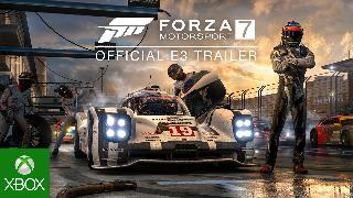 Forza Motorsport 7 - E3 2017 Announce Trailer