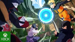Naruto to Boruto Shinobi Striker - Announcement Trailer