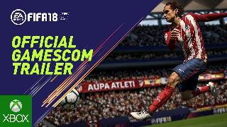 FIFA 18 - Official Gamescom 2017 Trailer
