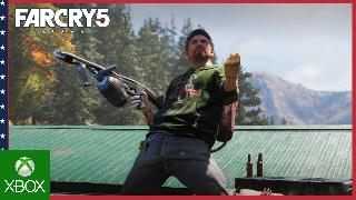 Far Cry 5 The Resistance Trailer