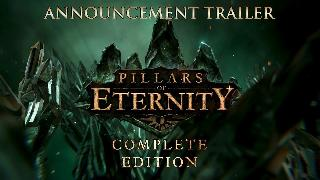 Pillars of Eternity: Complete Edition - Official Console Announcement