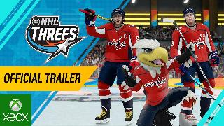 NHL 18 - NHL Threes Official Gameplay Trailer