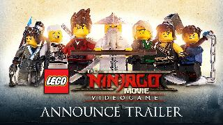 The LEGO Ninjago Movie Videogame - Announce Trailer