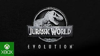 Jurassic World Evolution Announcement Trailer