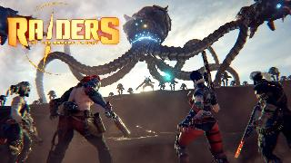 Raiders of the Broken Planet - Alien Myths Gamescom 2017 Trailer - XB1, PS4, PC
