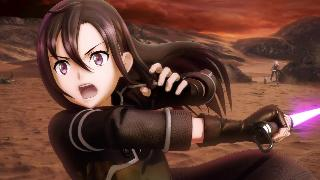 Sword Art Online Fatal Bullet - Announcement Trailer - XB1, PS4, PC