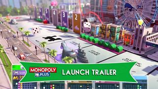 MONOPOLY Plus Official Launch Trailer