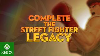 Street Fighter 30th Anniversary Collection - Pre-Order Trailer Xbox One