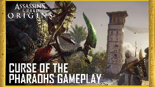 Assassin's Creed: Origins - Curse of the Pharaohs Gameplay