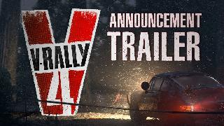 V-Rally 4 - Announcement Trailer Xbox One