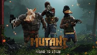 Mutant Year Zero: Road to Eden - Cinematic Reveal Trailer Xbox One