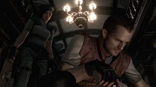 Resident Evil HD Official Gameplay Video