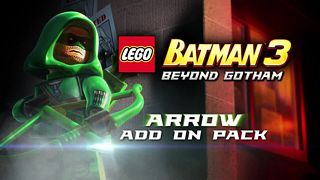 LEGO Batman 3: Beyond Gotham Arrow DLC Pack