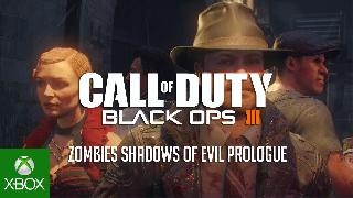Call of Duty: Black Ops III - Zombies Shadows of Evil Prologue Trailer