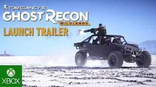 Tom Clancy's Ghost Recon Wildlands Official Launch Trailer