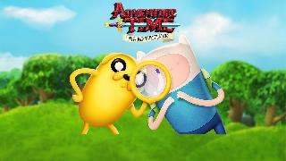 Adventure TIme: Finn & Jake Investigations Launch Trailer