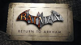Batman Return to Arkham - Madhouse Trailer