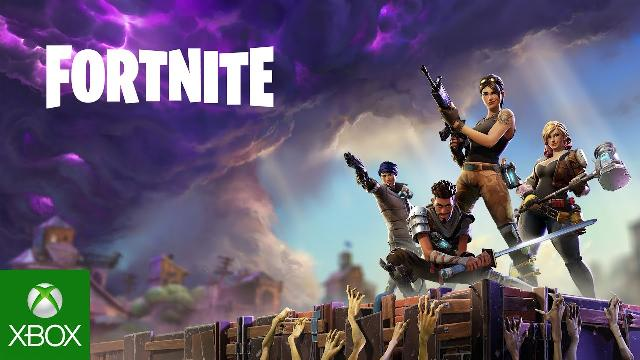 Fortnite - E3 2017 Gameplay Trailer