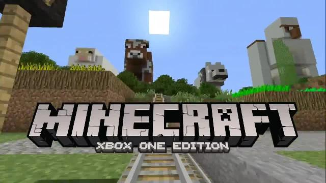 Minecraft xbox one edition trailer for Mine craft for xbox
