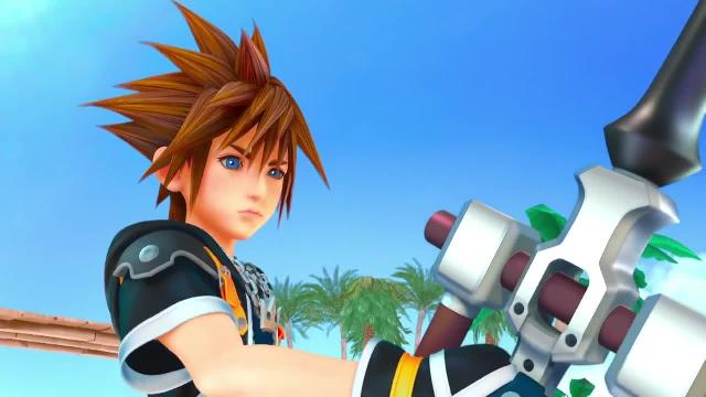 Kingdom Hearts III E3 2013 Reveal Trailer