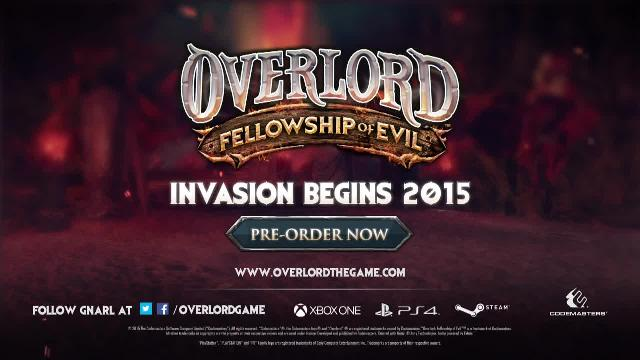 Overlord: Fellowship of Evil - Announce Trailer