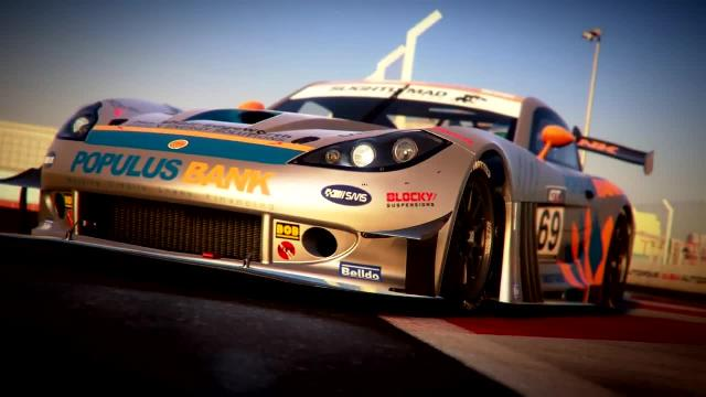 Project CARS - Start Your Engines