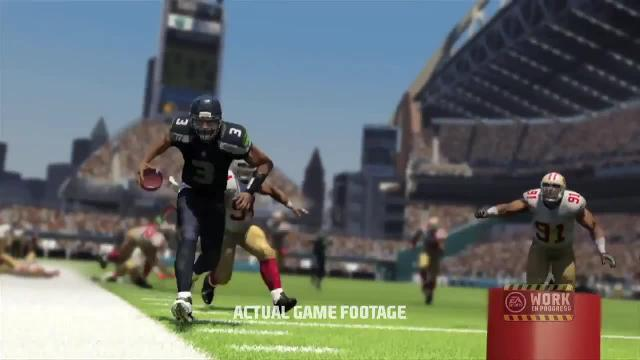 Madden 25 - E3 2013 Gameplay Trailer