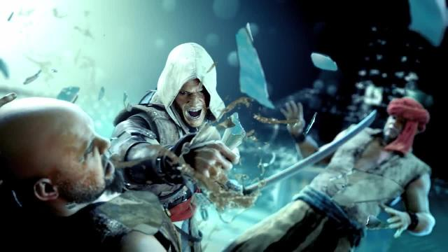Assassins Creed IV: Black Flag - Edward Kenway, A Pirate Trained by Assassins