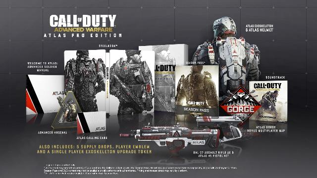 Call of Duty Advanced Warfare - Collector's Edition Trailer