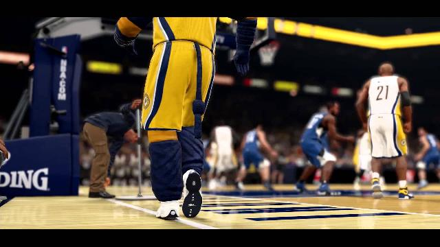 NBA 2K15 - Yakkum Trailer