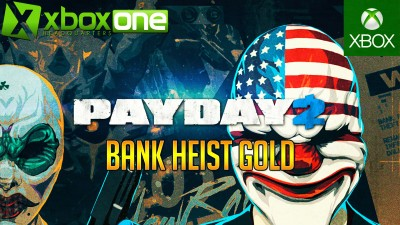PAYDAY 2 XBOX ONE X GAMEPLAY - BANK HEIST GOLD HD 1080p.jpg