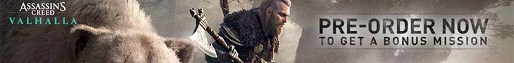 Pre-order Assassin's Creed Valhalla for Xbox