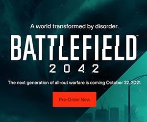 Pre-order Battlefield 2042 (BF6) Xbox