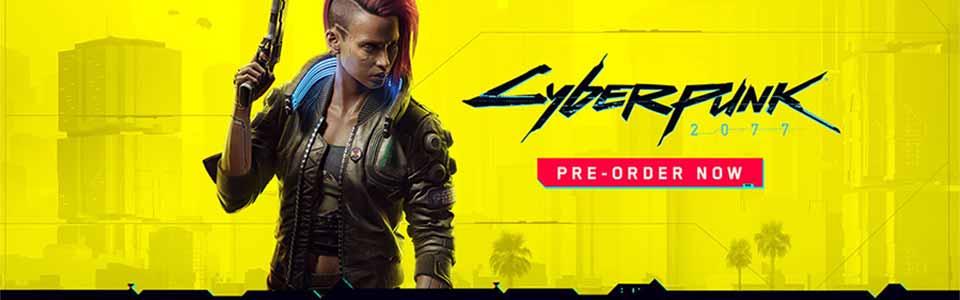 Pre-order Cyberpunk 2077 for Xbox