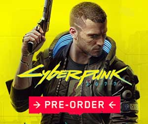 Pre-order Cyberpunk 2077 for Xbox One