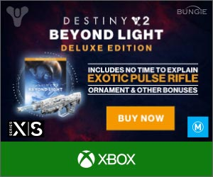 Preorder Destiny 2 Beyond Light Deluxe Edition