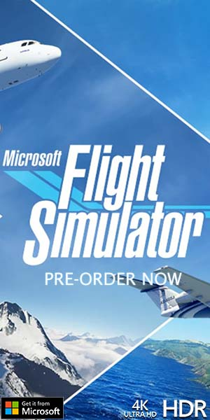 Pre-order Microsoft Flight Simulator