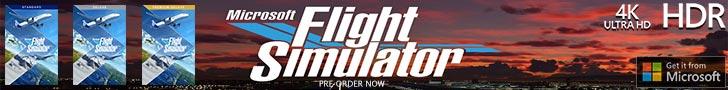 Pre-order Microsoft Flight Simulator 2020