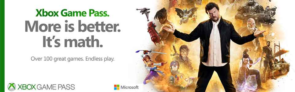 Xbox Game Pass