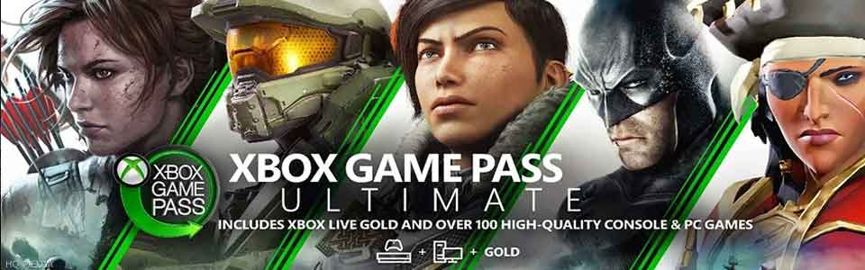 Get all the benefits of Xbox Live Gold, plus over 100 high-quality console and PC games when you upgrade to Xbox Game Pass Ultimate.