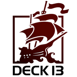 Deck 13 Official Site