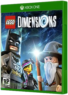 LEGO Dimensions: Midway Retro Gamer Level Pack