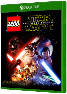 LEGO Star Wars: TFA - Poe's Quest for Survival